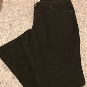 Women's Coldwater Creek Size 20 Black Jeans